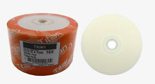 500 Titan 16X White Top DVD-R DVDR Blank Disc 4,7GB