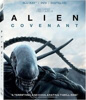 Alien: Covenant [New Blu-ray] With DVD, Widescreen, 2 Pack, Ac-3/Dolby