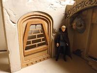 Star Wars Award Winning Custom Cast Jabba Palace Door Diorama Part Free Shipping