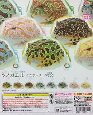 KITAN CLUB NATURE TECHNI COLOUR MONO Frog Mini Pouch (8pcs)