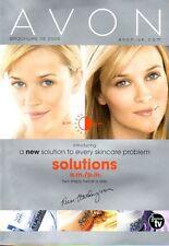 AVON brochure 6 - 2009 - Reese Witherspoon, Gemma Arterton Bond Girl 007