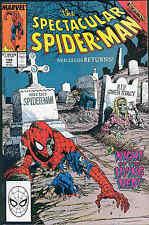 Peter Parker spectacular Spiderman # 148 (Inferno tie-in) (Estados Unidos, 1989)