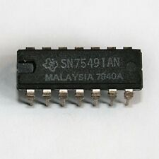 SN75491AN IC, MOS-LED Driver, DIP 14, Texas Instruments