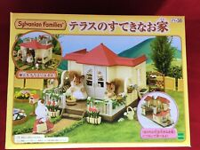 Nice House Ha Sylvanian Families House Terrace -38
