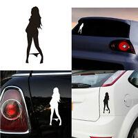 Sexy Girls Car Sticker Wearing Bikini Super Cool Car Styling Decal Car C141 OF