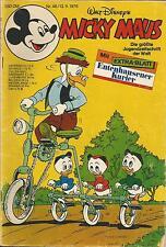Micky Maus - Walt Disney Comics 46/1976