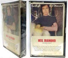 NEIL DIAMOND 1982  Heartlight Cassette Tape (NEW/Factory Sealed)- RARE!