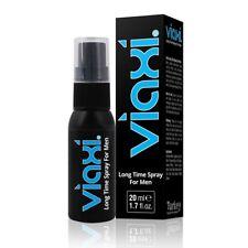 Viaxi Odourless, Colourless & Tasteless Long Time Delay Spray For Men - 20ml