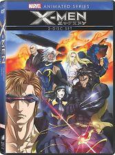 Marvel X-Men Animated DVD Set 12 Series Episodes Marvel Anime Collection Season