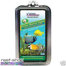 Ocean Nutrition Green Marine Algae 4 Sheets (12 grams) Marine Fish Food Seaweed