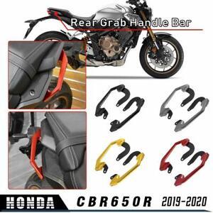Passenger seat grab handle rear grip bar for honda cb650r 2019-2020