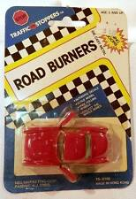 Traffic Stoppers Road Burners '57 Chevrolet Corvette Red 1/64 Scale Hong Kong