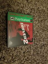 Driver 2 (Sony PlayStation 1, 2000) Complete