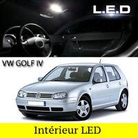 LED Innenraumbeleuchtung Beleuchtung Set / 11 LED Glühbirnen für VW Golf 4 IV