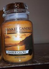 Yankee Candle  Vibrant Fall  22 oz. NEW Lot of 2  Candles  Free Shipping