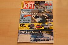 72944) VW Beetle RSi Neuvorstellung - KFT 02/1999