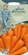 David Domoney Get Growing Carrot Baby Seeds