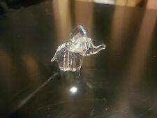 Swarovski Crystal Mini Elephant Figurine Retired