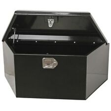 2-3/4 cu ft. Steel Trailer Tongue Box A tongue box to store & organize equipment