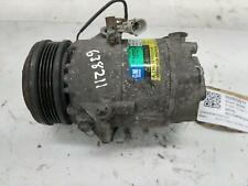 2006 VAUXHALL ASTRA 1796cc Petrol AIR CON A/C COMPRESSOR PUMP 13124749
