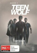 Teen Wolf Season (Four) 4 : NEW DVD