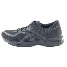 Asics Mens Gel Cumulus Running Shoes Mesh Faux Leather Black T7B3N Laces Low 13