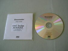 SHEARWATER Only Child (Edit) promo CD single Jet Plane And Oxbow