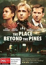 The Place Beyond The Pines (DVD, 2016)