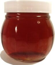 MAXIM RAW HONEY 1.5 LB. IN DECORATIVE GLASS GIFT JAR FREE SHIPPING!