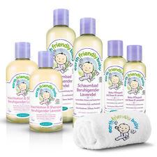 Lansinoh Earth Friendly Baby 7-in-1 SPAR-SET Lavendel inkl. Waschhandschuh