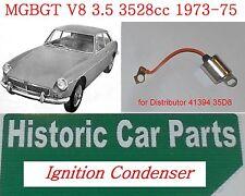 MGB MG B 3.5 3528cc V8 1973-75 Condenser for Distributor 41394 35D8