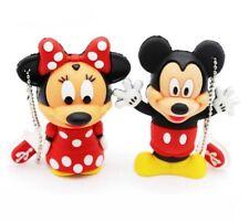 Chiavetta USB  2.0 Pendrive 16Gb- Topolino E Minnie Mouse - Da Estero