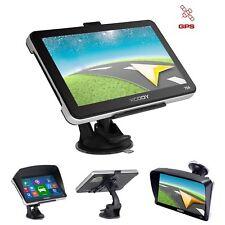 XGODY 704 7'' Navigator & Car Truck GPS System w/ Lifetime Maps 8GB ROM Speedcam