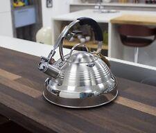 2. WAHL -  Flötenkessel Pfeifkessel Wasserkessel Teekessel Induktion 2 L