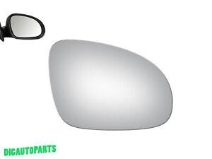 Replacement Mirror Glass for VW JETTA PASSAT GTI Passenger Right Side RH 5204