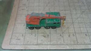 Matchbox 8 Wheel Crane Truck,No 30, Die cast Toys.man cave.hobby,house.