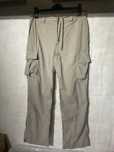 Mens The North Face Cargo Trousers. Used Size Large