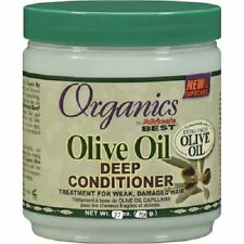 Africa's Best Organics Olive Oil Deep Conditioner 426g