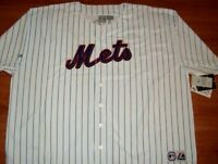 David Wright New York Mets Jersey 6XL Pinstripes Home Majestic MLB