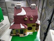 "Department 56: N.E. Heritage Village Series: ""Van Tassel Manor"" w/ Box!"