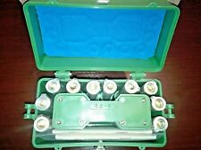 Id 1 New Russian Soviet Military Dosimeter Radiation Detector Geiger Counter