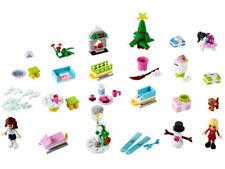Lego 3316 Friends Advent Calendar 2012 100% Complete