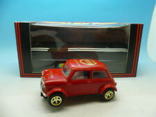 Scalextric Very Rare Jubilee Mini in Red not Burgundy, mint and in a period orig