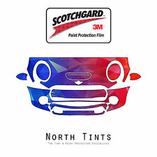 MINI Cooper S 2011-2014 PreCut 3M Scotchgard Paint Protection Clear Bra Kit