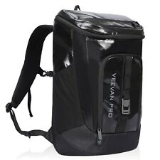 28 Cans Insulated Cooler Backpack Leak-Proof Travel Ice Thermal Picnic BBQ Bags