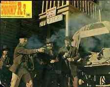 LEX BARKER Wer Kennt Jonny R lobby card vintage western Aushangfoto still 60s