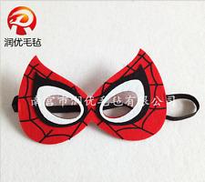 Hot Superhero Masks For Kids Halloween Costume birthday party favors Spiderman