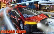 Fujimi 091358 1/24 Scale Model Car Kit Blade Runner Deckard Sedan Harrison Ford
