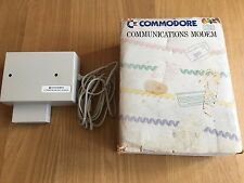 Commodore 64 128 COMMUNICATIONS MODEM  - Boxed