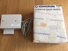 Commodore 64 128 módem de comunicaciones en Caja
